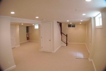 Home Basement Remodel
