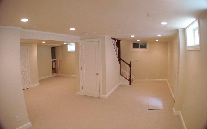 Home Basement Remodel