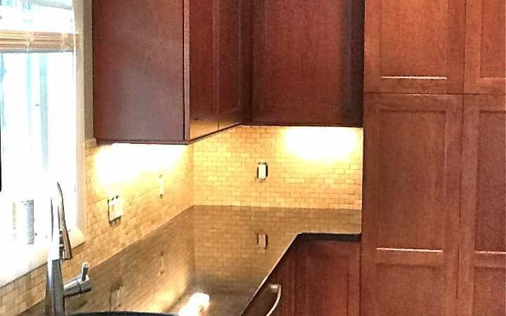 Kitchen Cabinet Wall