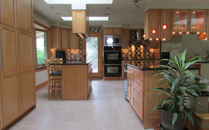 Open Kitchen & Remodel