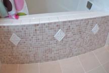 New Tub & Custom Tile